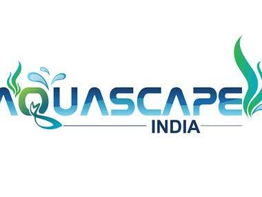 Logo for Aquascape India
