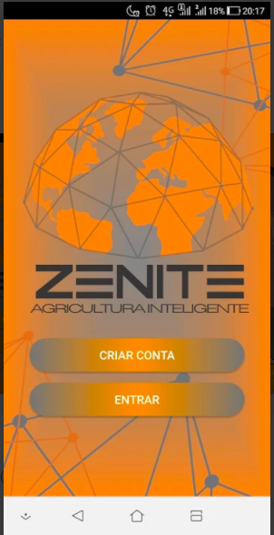 Zenite Soil Collection / Coleta de Solo Android App