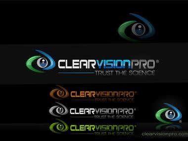 Clear Vison Pro logo