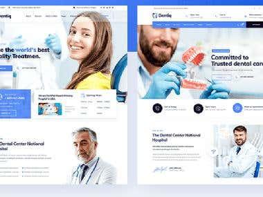 Website Design Dental