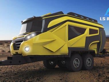 Caravan design
