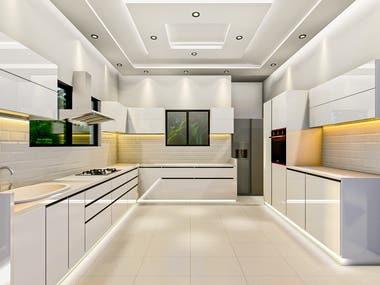 Kitchen Design -2