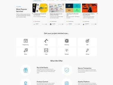 Freelancing web ♛ Laravel