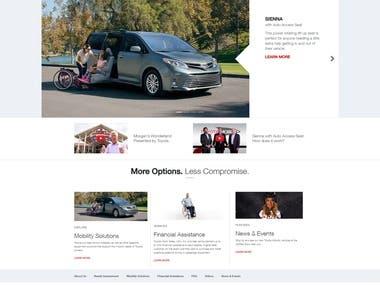 Toyoda Mobility Web ♛ Angular7