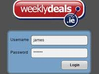 Mobile app for weeklydeals.ie