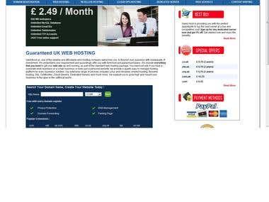 Web Hosting Company UK