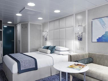 Cruise - Suite - Corona rendering
