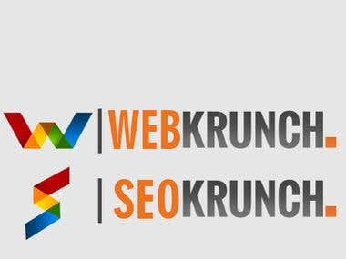 "Logo ""WEBKRUNCH"""