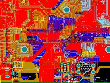 6 layer PCB Design