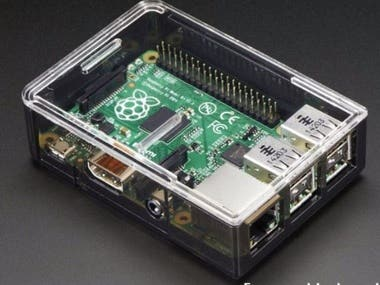 Raspberry Pi based Projects