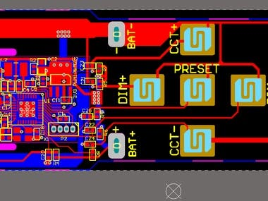 BLE Based Remote PCB