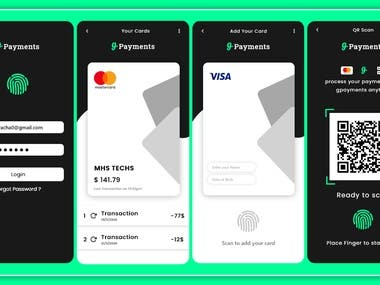 G Payments UI