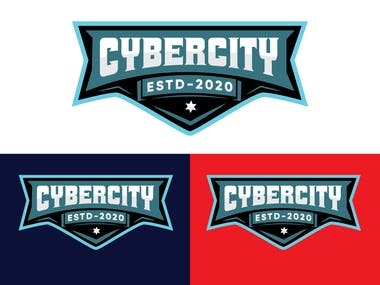 Cyber City Gaming Logo