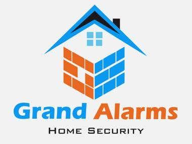 Alarm Company Logo