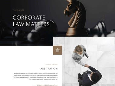 Law Firm Agency