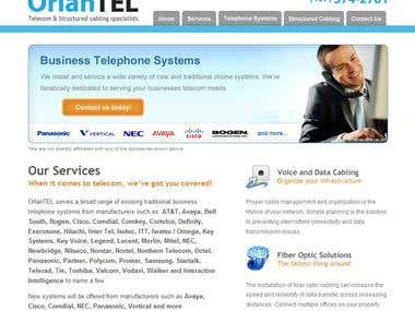 Orlantel Structured Cable Installer