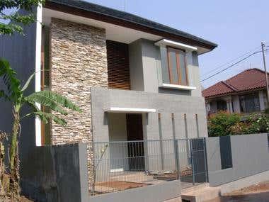 house Duta Pakuan Bogor