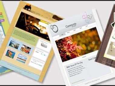 Creative and Clean Webdesign