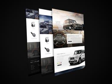 UI Design Web