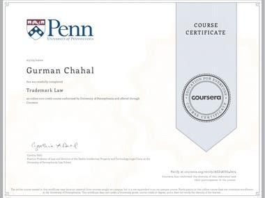 Trademark Law-University of Pennsylvania