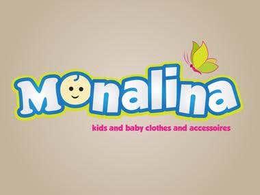 Monalina Logo