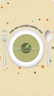 Green Menu_Search Vegetarian Restaurant