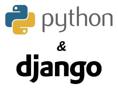Python, Django