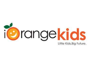 Logo for iOrangeKids