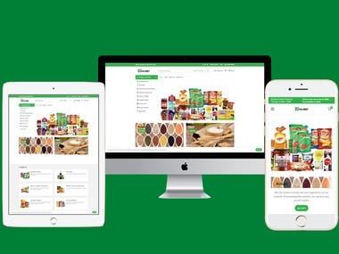 SodaSulf --- E-Commerce Store