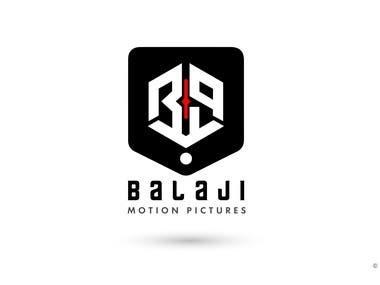Balaji Motion Pictures Logo Design