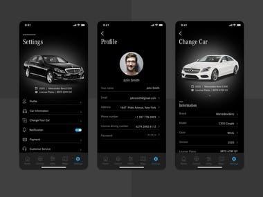 Car Designing App