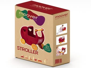 Moover new box design