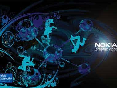 Nokia poster