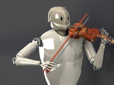 robot designing