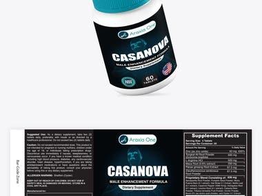 Label & Packaging Designs