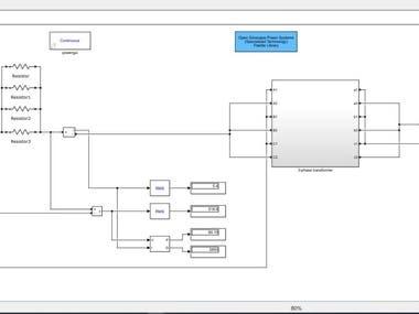 Matlab/Simulink Code Running