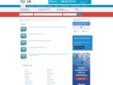 UK B2B Marketplace
