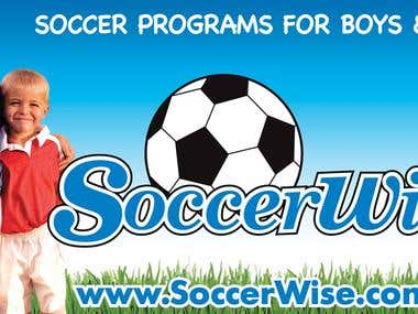 Soccerwise BillBoard / Logos