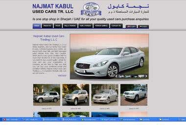 Najmat kabul Used Cars
