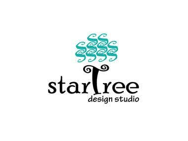 startree logo design