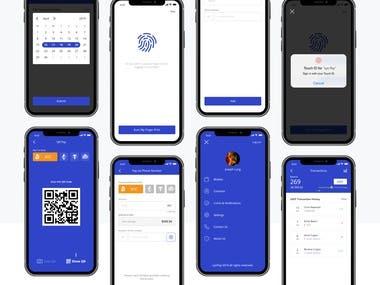 LynPay Wallet App