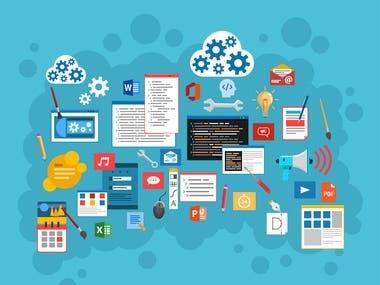 Editor, Writer, Translator, Typing, and Conversion