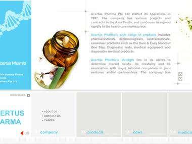 Acertus Pharma Pte Ltd