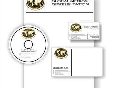 Branding / Corporate Identity for GMR