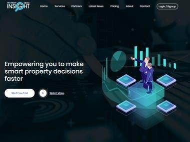 WordPress (Elementor) Website