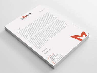 Branding / Corporate Identity for Sumner Capital