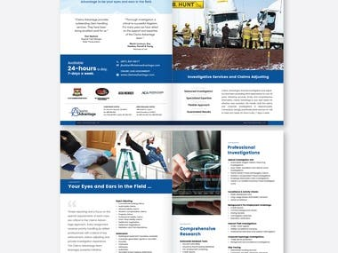claims advantage brochure