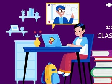 Social media Advertisements for Purplewest