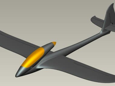 Skydream Glider RTF