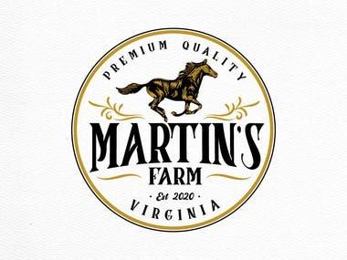 Martin's farm